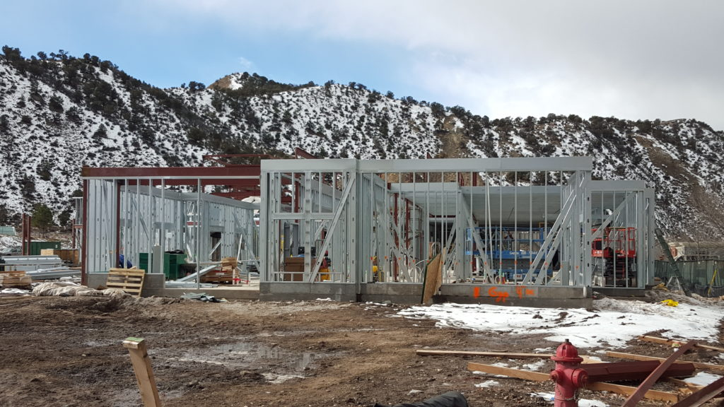 Structural Steel - Commercial Construction Colorado